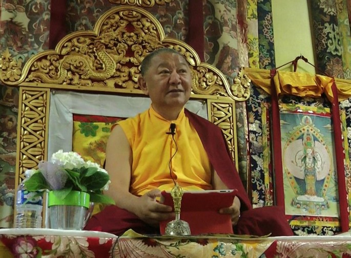 RTR online shedra teachings update