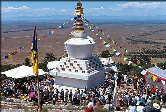 Crestone Stupa